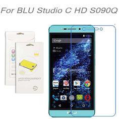 For BLU Studio C HD S090Q,3pcs/lot High Clear LCD Screen Protector Film Screen Protective Film Screen Guard For BLU Studio C HD #Affiliate