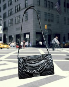 Chanel enchained flap bag Fall 2013