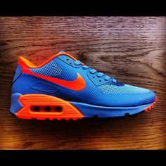 The Nike Air Max 90 Hyperfuse, one of the best Hyperfuse editions!