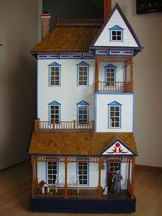 Marmod poppenhuis google search dolls houses for Poppenhuis bouwen