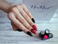 NeoNail Aquarelle- Akwarelowe Róże - Mroofa