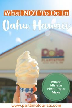 Avoid this rookie mistake when visiting oahu, hawaii! Things to see, what to do, and many other tips and tricks on how to have a perfect vacation in hawaii! Hawaii Vacation, Oahu Hawaii, Beach Trip, Visit Hawaii, Beach Travel, Usa Travel, Italy Travel, Turtle Beach, Pearl Harbor