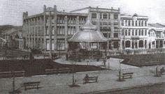 HISTORIA DE VALDIVIA - CHILE: VALDIVIA ANTIGUO 1