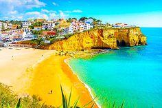 In Vino Viajas : Veja porque Lagoa, no Algarve – que tem uma das praias mais…