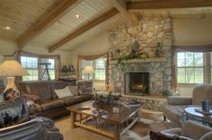 Another gorgeous living room!
