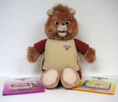 Teddy Ruxpin Creepy Toy Award of the 80s. My cousin had one and I HATED it.