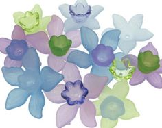 lucite flowers – Etsy
