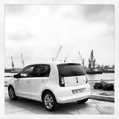 Škoda Citigo in Hamburg