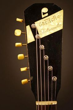 Gretsch Guitars - Guitar What You Need To Know Guitar Inlay, Archtop Guitar, Learn Acoustic Guitar, Acoustic Guitars, Gretsch Electromatic, Cheap Guitars, Guitar Neck, Guitar Tips, Custom Guitars