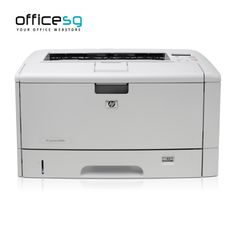 Buy HP LaserJet 5200n Printer Online. Shop for best All In One Printers online at Officesg.com. Discount prices on Office Technology Supplies Singapore and COD.
