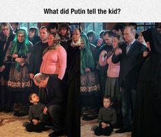 Funny pictures about Putin shares a secret. Oh, and cool pics about Putin shares a secret. Also, Putin shares a secret. The Meta Picture, Pokemon, Image Citation, Shocking News, Judi Dench, Gary Oldman, Vladimir Putin, Boy Photos, Funny Cute