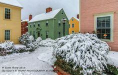 The Hill, Portsmouth,New Hampshire, Scott R Thorp