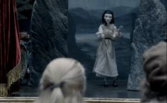"""Claire"" marionette in Ep 14, ""The Search"""