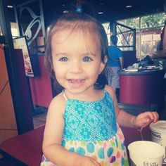 Toddler Photo Contest Jaelyn  May 2014 Cute Kid Contest