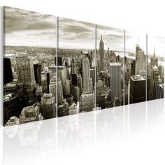 Quadri New York   QuadriperArredare.it Banksy, Manhattan, Art Rose, Willis Tower, New York Skyline, Paradise, Teak, Images, Tapestry
