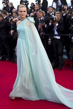 Diane Kruger in Giambattista Valli at Cannes Film Festival