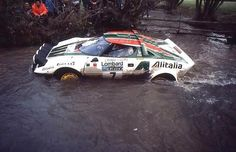 gearheads and monkeywrenches — jeremylawson: Lancia Stratos Vintage Racing, Vintage Cars, Sport Cars, Race Cars, Automobile, Rally Raid, Gilles Villeneuve, Lancia Delta, Courses