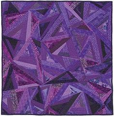 Happy Accidents: a one of a kind quilt