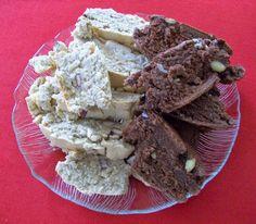 Schatz was koch ich heute? - vegan kochen, backen, essen und genießen: Vegane Biscotti - alt. mit Stevia - Italien #veganbacken #veganebiscotti
