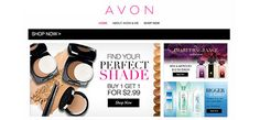 Why buy from a big chain store when you can buy from a friend? #AvonRep