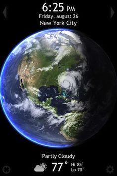 Living Earth HD - iPhone App