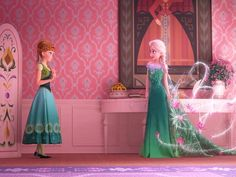 Frozen Fever vaza na internet!