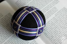 The true secret of happiness lies in taking a genuine interest in all the details of daily life.  — William Morris (1834–1896)    Temari are handmade thread-wrapped and embroidered spheres that were first created as toys for children; they originated in China and were later brought to Japan — possibly by Buddhist monks. Over time temari have evolved into a highly-prized, exquisite form of folk art.    Temari are symbols of deep friendship and loyalty, cherished as gifts for auspicious…