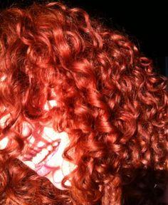 Henna hair is pretty amazing.