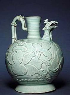Northern Song (960-1127) 11th century Porcelain with céladon glaze