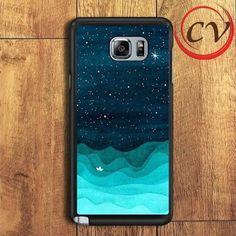 Sea Stars Samsung Galaxy Note 5 Case
