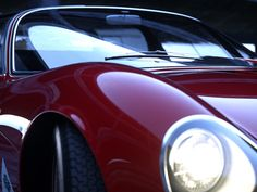 Alfa Romeo 33 Stradale on Behance Alfa Romeo Gtv 2000, Alfa Alfa, Italian Beauty, Fast Cars, Vintage Cars, Classic Cars, Sport, Vehicles, Behance