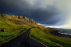 Sky on Skye by ZaNiaC, via Flickr