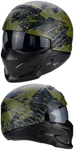 Scorpion Covert Ratnik EXO-COMBAT Motorcycle Helmet