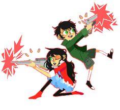 Jade and Jake