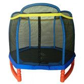 Found it at Wayfair - 7' Super Trampoline Combo with Enclosure