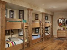 cabin style decorating | Triple Bunk Bed triple bunk bed ski lodge style – Living Room Design