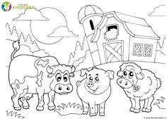 kleurplaat-dieren-koe-varken-schaap.png (1279×913)