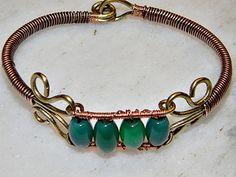 1370959 Orig Jpg 653 490 Bracelet Fil Wire Wred Woven