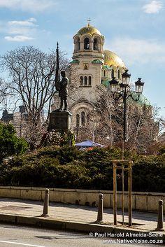 Катедралата Александър Невски, София, България / Alexander Nevski Cathedral, Sofia, Bulgaria