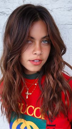 What To Ask For: Highlights toned to a vibrant auburn color