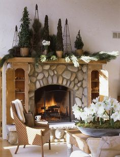 fireplace... WANT.