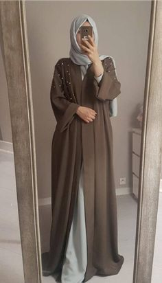 abaya style at Etsy.com | #etsy #etsyfinds #affiliate #abaya
