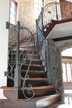 Railings by Maynard Studios