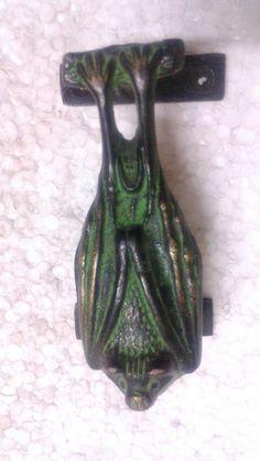 Vintage Bat knocker                                                                                                                                                      More