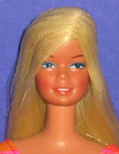 1978 Standard Barbie w/Stacey face European Special from Germany #2166