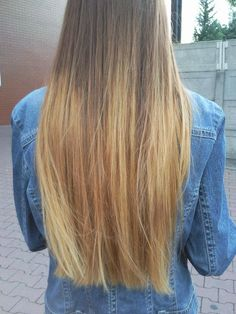 My hair is so close to this length and I get to do that with my hair! I am excited