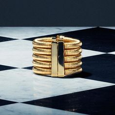 H&M x Balmain Bracelet as seen on Gigi Hadid