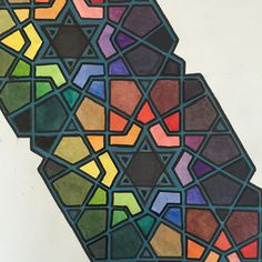 """#geometry #colour"""