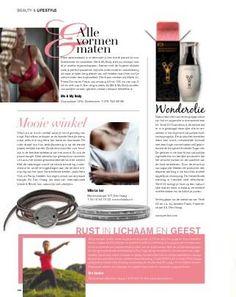 Yentl Oil   24hour FaceCream   LEVEN Magazine   Dutch Only   Argan Oil   Pure Cosmetics for Women   WWW.YENTLOIL.COM   #YentlOil #ArganOil #Cosmetics #Yentl #SkinCare