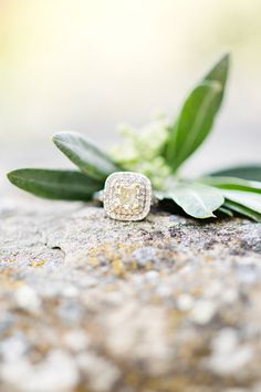 #Engagement Ring | Amanda K Photography  | See more on SMP - http://www.StyleMePretty.com/2013/10/24/tuscany-engagement-from-amanda-k-photography/